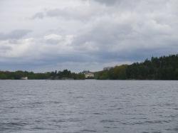 Das Schloss der Schwedischen Königsfamilie