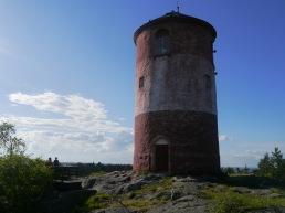 Alter Leuchtturm auf Arholma